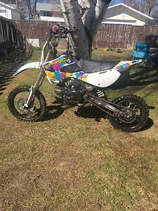 2008 pitster pro 160cc