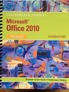 Microsoft office 2010 introductory