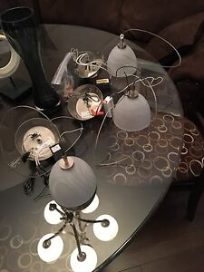Kitchen island/bar lights..
