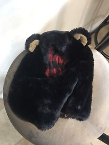 Size 12-24 month bear hat from roots