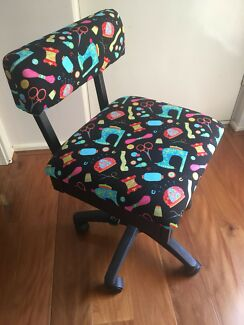 beautiful coloured spinning chair | office chairs | gumtree