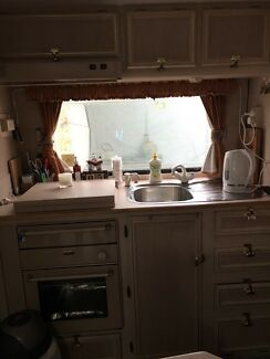 Jayco Westport 16.5 ft (inside) Caravan
