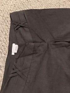 Charlotte Russe grey pants size 11