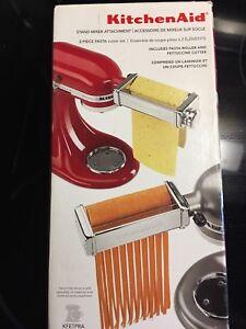 KitchenAid 2-piece pasta cutter