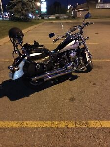 2007 Kawasaki Vulcan 900 classic LT  for trade atv