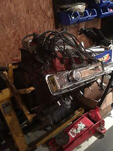 1968 350 engine Z28