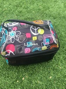 L.L bean kids lunch bag