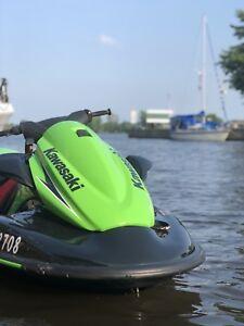 Moto marine jet ski seadoo nego