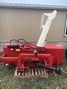 Snowblower 7 foot Buhler 840 Farm King