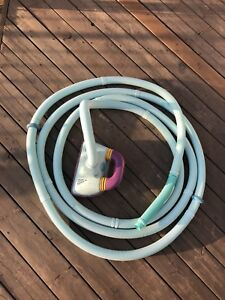 Kreepy krauly pool vacuum