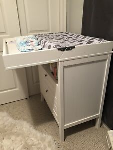 IKEA baby change table/dresser