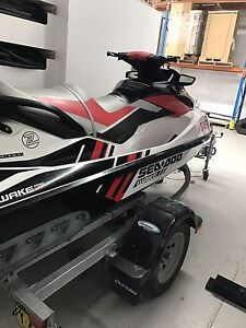 SEA DOO WAKE PRO 215 great condition Yowie Bay Sutherland Area Preview
