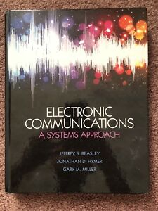 Electronic communications: A systems approach