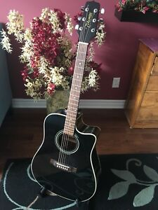Takamine Elect. Acoustic Dreadnought