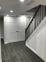 BASEMENT FINISHING $22