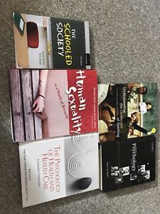 Textbooks for Sale-Psychology and Teaching