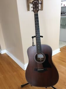 Taylor 320 with L.R Baggs pickup
