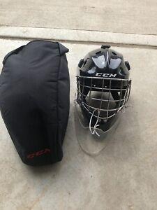 CCM PRO Goalie helmet