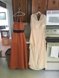 Two Formal Dresses