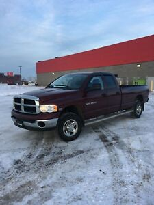 2003 Dodge for trade
