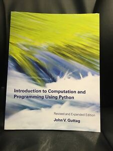 TEXTBOOK - Introduction to Programming - PERFECT CONDITION