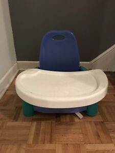 Booster seat / siege d'appoint