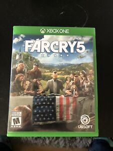 Far Cry 5 + Other Xbox One games
