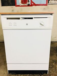 General Electric  portable dishwasher 24 in