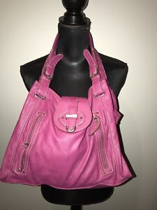 Authentic Nine West Hot pink purse