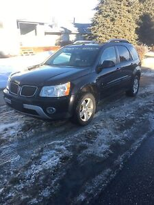 2006 PONTIAC TORRENT AWD/LEATHER