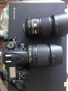 Nikon D 7000 DSLR, with Lenses