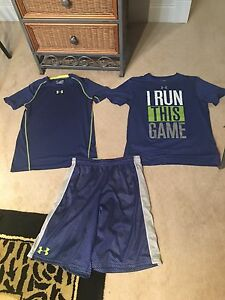 3 pieces of Boys extra large Under Armour