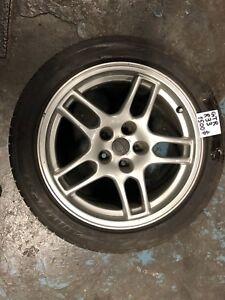 4 mags de Nissan Skyline GTR (R33)  245/45R17