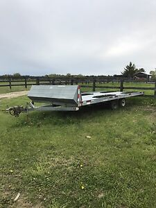 2006 north-trail 4 bed trailer