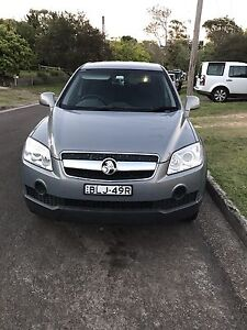 Holden Captiva MY 2010 7 Seater North Ryde Ryde Area Preview