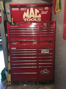 TOOL BOXES. MAC/ALLIED