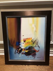 MODERN ABSTRACT ORIGINAL ART