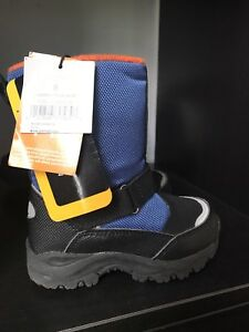 Snow Boots Toddler Boy Size 8
