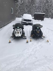 Looking for Blown sleds