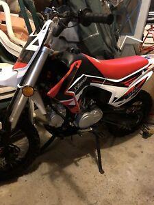 Dirt bike 125 cc