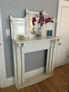 Unique Decorative Mantle