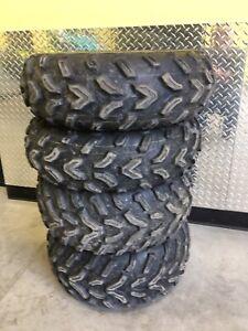 ATV Tires **ALMOST NEW**