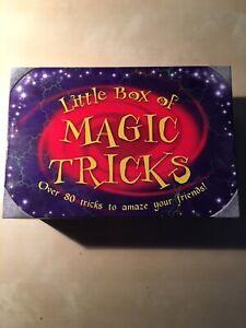 Magic Trick Toy Box