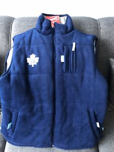 Toronto Maple Leafs vest brand new