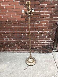 Art Deco Floor Lamp (Bloor & Keele)