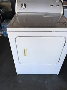 Whirlpool washer and drier