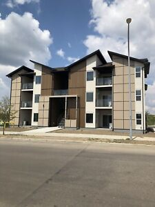 Brand new 1 and 2 bedroom apartments for rent behind Walmart