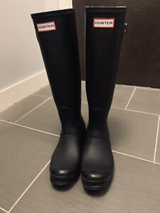 Hunter Boots Original size 8
