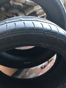 205 45 17 Bridgestone summer tires