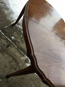 Solid wood French Provincial Table